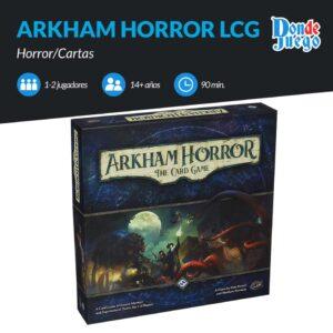 Arkham Horror El Juego De Cartas LCG