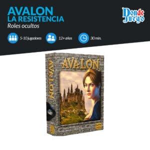Avalon: La Resistencia