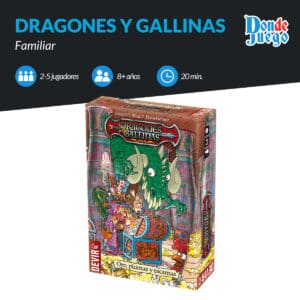 Dragones Y Gallinas