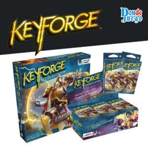 Keyforge Variedades