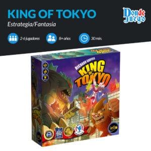 King Of Tokyo 2da edición