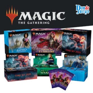 MTG War of the Spark mazo