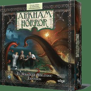 Arkham Horror El Horror De Miskatonik