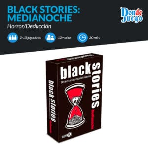 Black Stories Medianoche