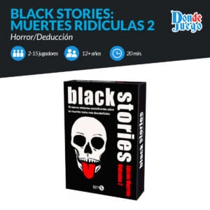 Black Stories Muertes Ridículas 2