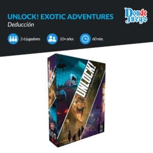 Unlock! Exotic Adventures