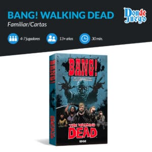 Bang! Walking Dead