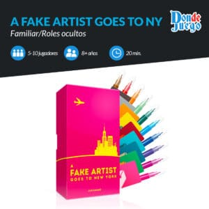A Fake Artist Goes To NY