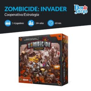Zombicide: Invader (español)