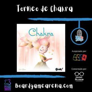 1° Torneo Chakra – Ticket BGA